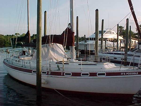 boats.com - Boats for Sale: Boat Details - Morgan 416. A top prospect.