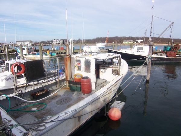 31' BHM lobster pilot house Photo 1 photo