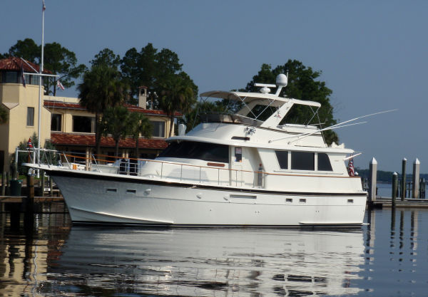 53 Hatteras 1984 For Sale