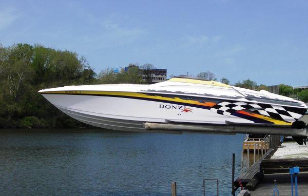 Donzi boats for Donzi fishing boats