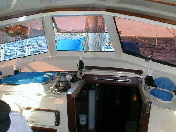 Csy Sailboats Then And Now Hard Tops Bimini S And Dodgers