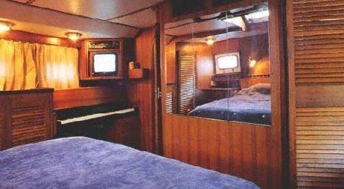 Aft Cabin With Piano