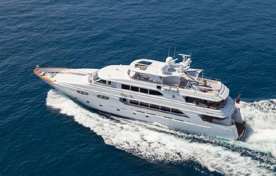 Richmond 138 Motor Yacht