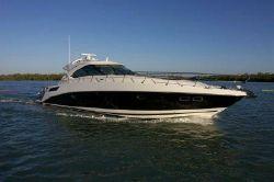 Sea Ray Sundancer 715 HP