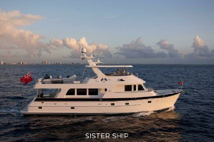 Outer Reef Yachts 700 MY