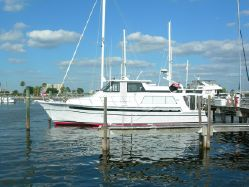 50' Huckins Pilothouse 50