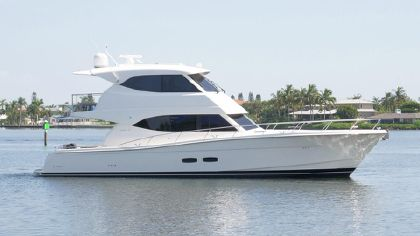 Maritimo M50 Motor Yacht