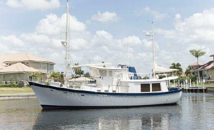 Krogen 54 World Cruiser