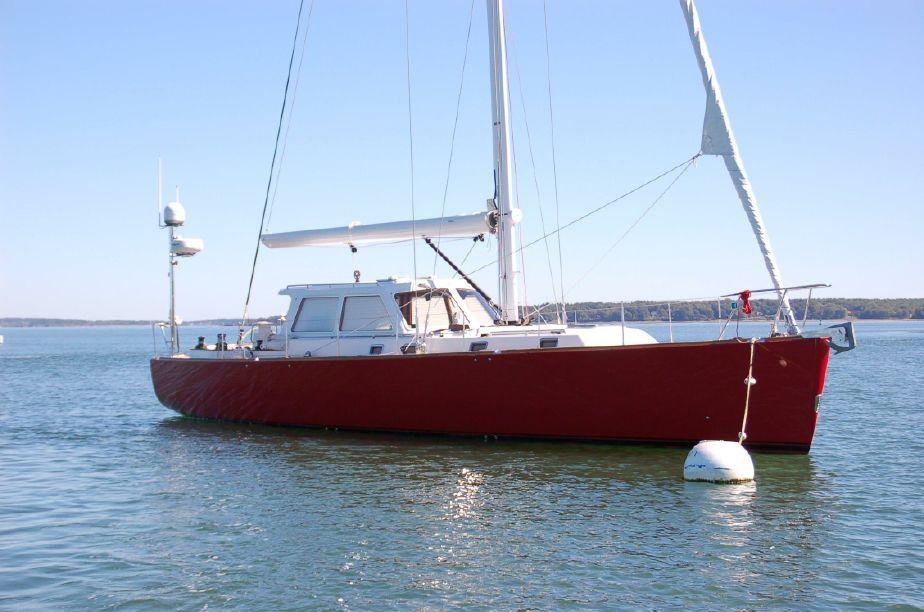 Gorbon Yachts Deck Salon