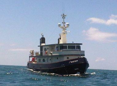 Appledore Shipbuilder UK Deep Sea T