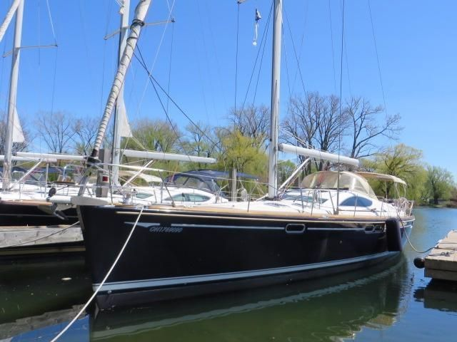 Jeanneau 54DS Fresh Water