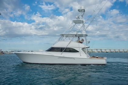2009 Viking Yachts 60 Convertible