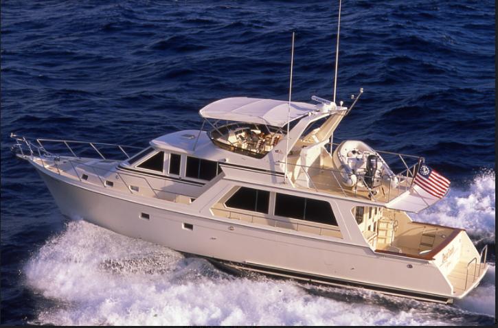 Offshore 54' Pilothouse