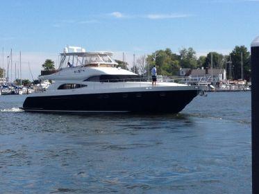 Princess Viking Motoryacht