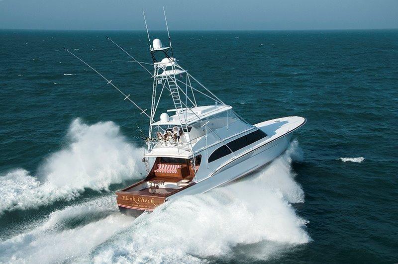 Jarrett Bay Custom Carolina Convert
