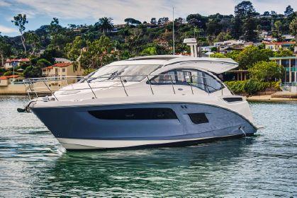 Castaways Yacht Sales Sea Ray Sundancer 400