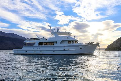 Outer Reef Yachts 880 CPMY