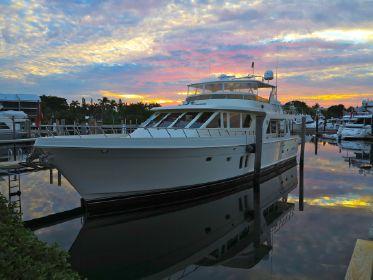 Offshore Motoryacht