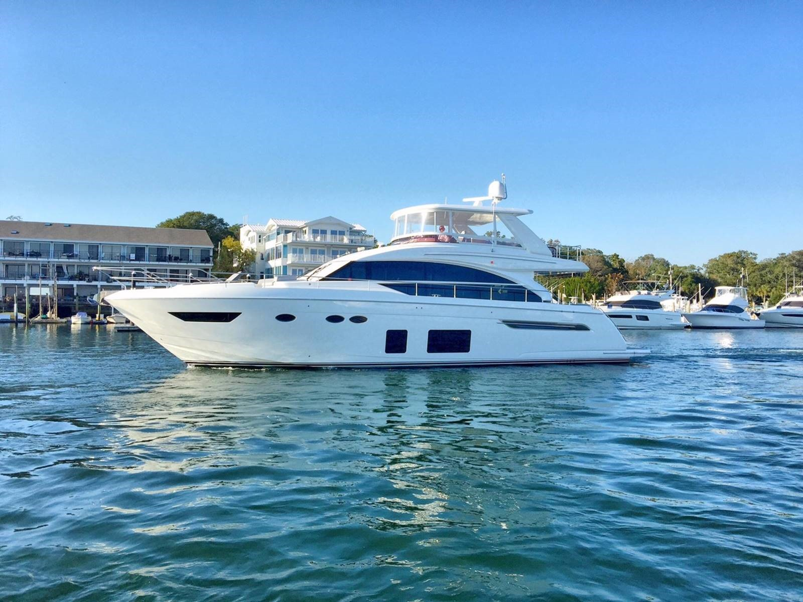 Boats for sale new and used boats and yachts Princess 68 motor yacht